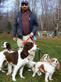Loyal Ploof - Burlington Vermont Dog Walker